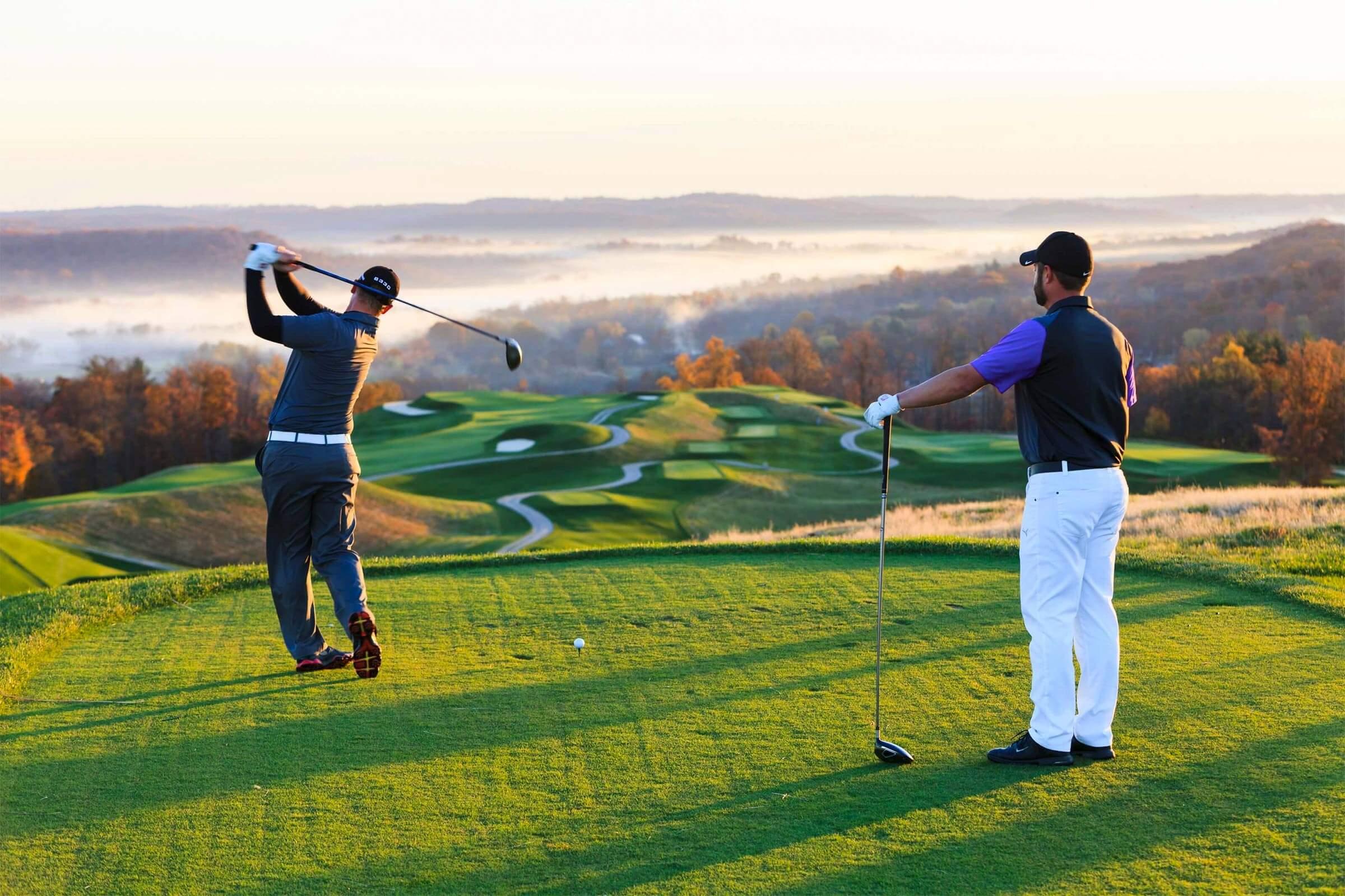 Kesehatan Golf