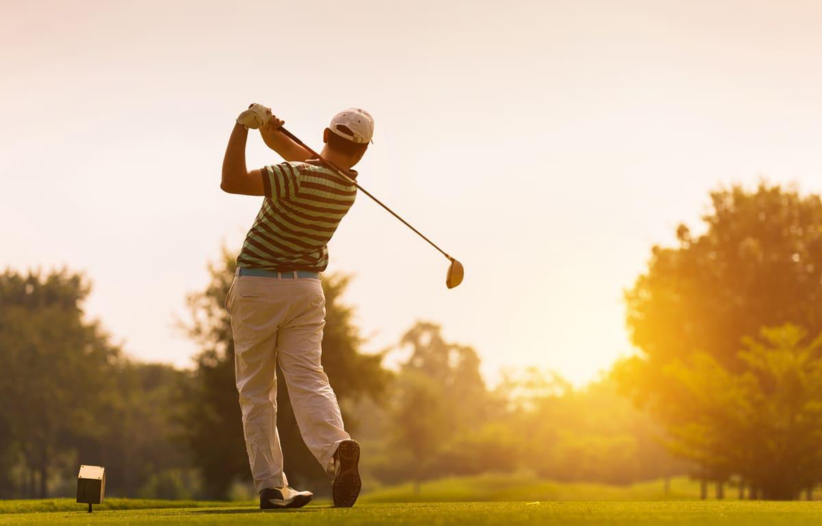Manfaat kesehatan golf