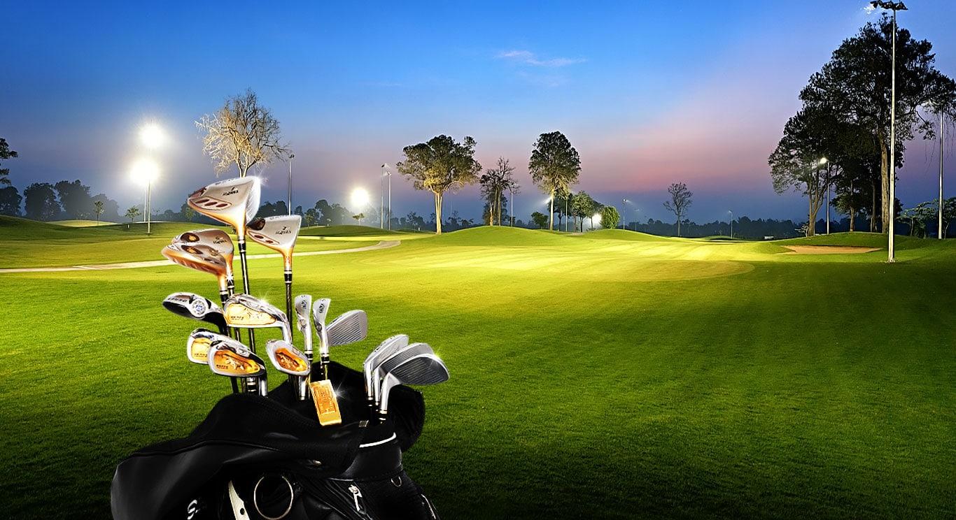 Memilih Stick Golf